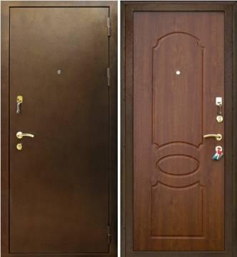Дверь входная Гранит Ультра 7