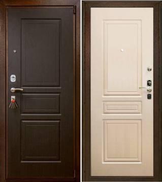 Дверь входная Гранит Ультра М3 Люкс