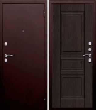 Дверь Аргус 2 Венге