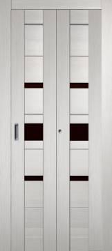 Дверь складная межкомнатная Джаз