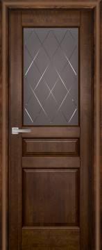 Дверь Валенсия ДО Античный орех