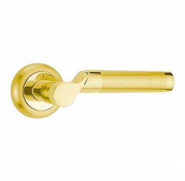 Дверная ручка Турин золото