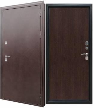 Дверь входная металлическая Гранит Терморазрыв Венге