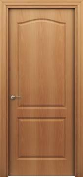 Дверь межкомнатная Палитра 11-4 ПГ Миланский орех