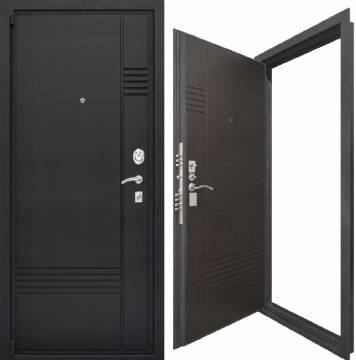Дверь входная металлическая Гранит Т3 Цвет Дуб Темный