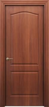 Дверь межкомнатная Палитра 11-4 ПГ Итальянский орех