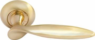 Ручка Купол матовое золото