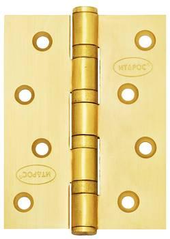 Петля врезная универсальная Itaros, Матовое золото