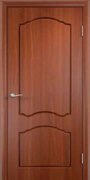 Дверь межкомнатная Альфа ПГ Итальянский орех