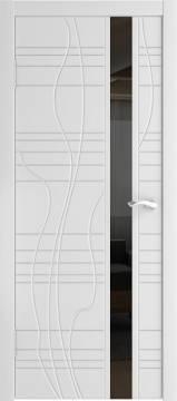 Дверь Флора Эмаль Ваниль