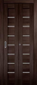 Складная Дверь Темпо 11 Венге