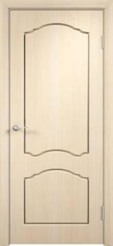 Межкомнатная дверь Альфа ПГ Беленый дуб