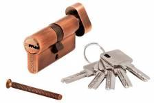 Цилиндр Itaros ключ-завертка, цвет - медь