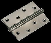 Петля MORELLI стальная универсальная MS 100X70X2.5-4BB BN Цвет - Черный Никель