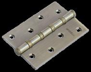 Петля MORELLI стальная универсальная MS 100X70X2.5-4BB AB Цвет - Бронза Античная