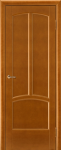Дверь межкомнатная Виола ДГ Орех Медовый