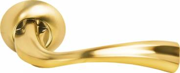 Ручка Сон мат. золото/золото