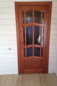 Установка Двери Ампир в дом